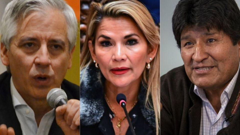 Áñez convocó a elecciones pero proscribió al expresidente y a su vice.