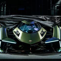 Lambo V12 Vision Gran Turismo.