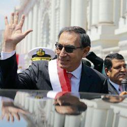 Martín Vizcarra | Foto:DPA