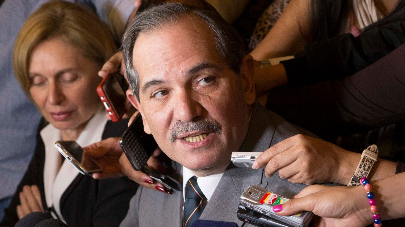 El senador tucumano, José Alperovich.