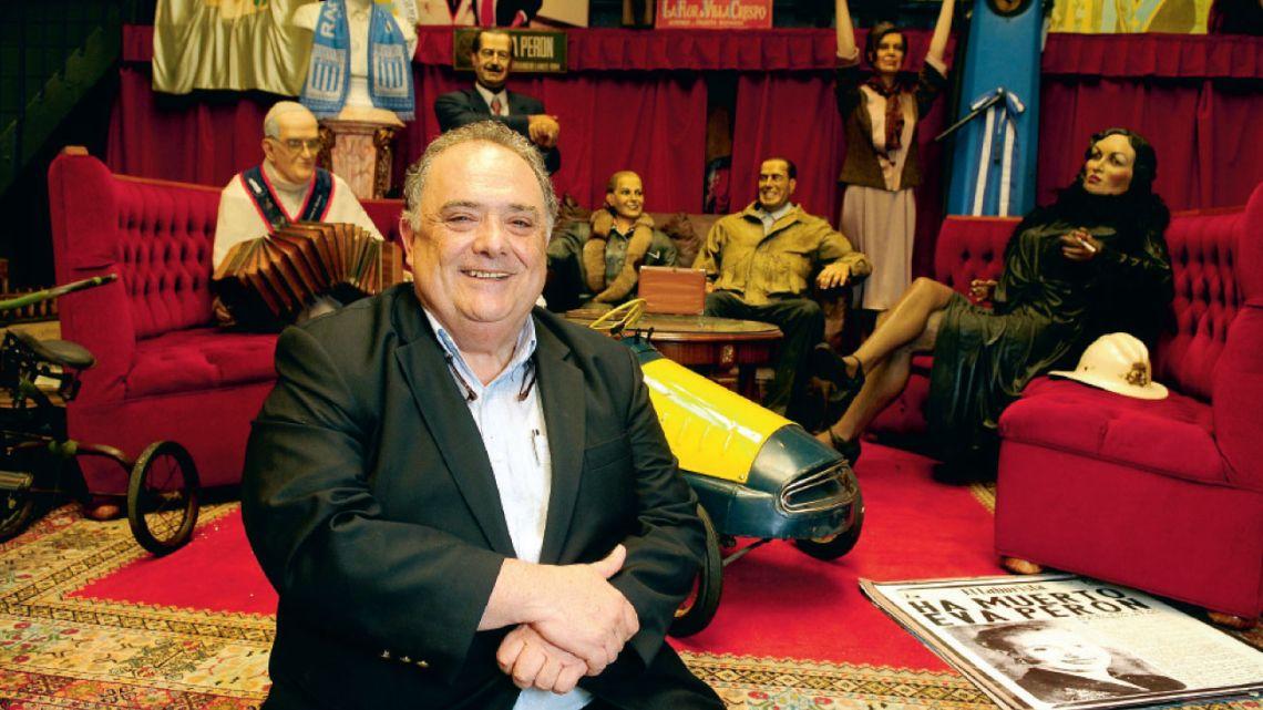 Eduardo Valdés | Foto:Marcelo Aballay