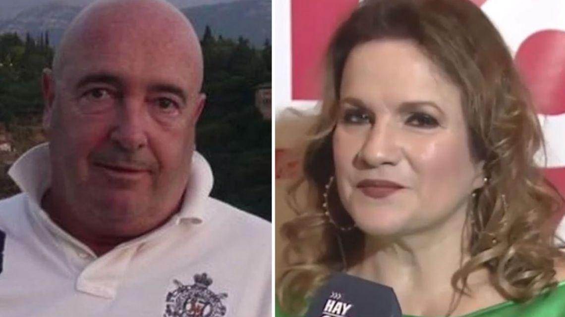 Duro descargo del cuñado de Andrea del Boca contra Lucía Galán