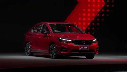 El nuevo Honda City tendrá un inédito motor 1.5, no un 1.0 turbo