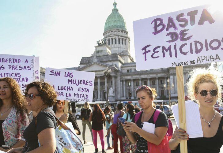 Resultado de imagen para argentina marchas contra la violencia