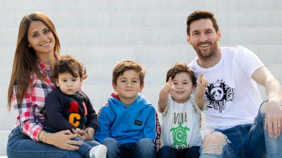 ¡Súper tierno! El video de Leo Messi jugando con Ciro que recorrió el mundo