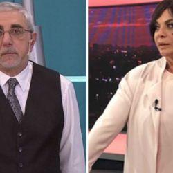 Ricardo Canaletti y Mónica Gutiérrez