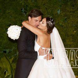 Casamiento Pampita