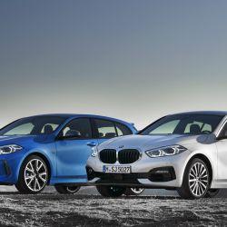 BMW Serie 1.