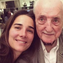 Juana Viale y José Martínez Suárez