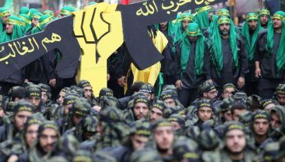 Miembros de Hezbolláh