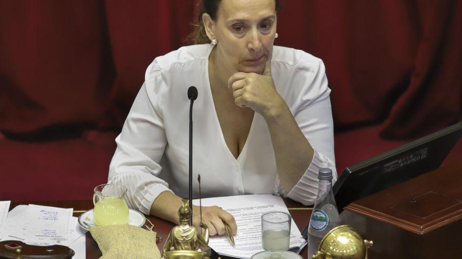 Gabriela Michetti en el Senado 20191126