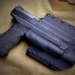 La funda adecuada de una pistola es una cuestión de seguridad y comodidad que debe tomarse en serio.