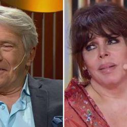 Germán Kraus y Verónica Castro