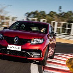 Nuevo Renault Sandero R.S.