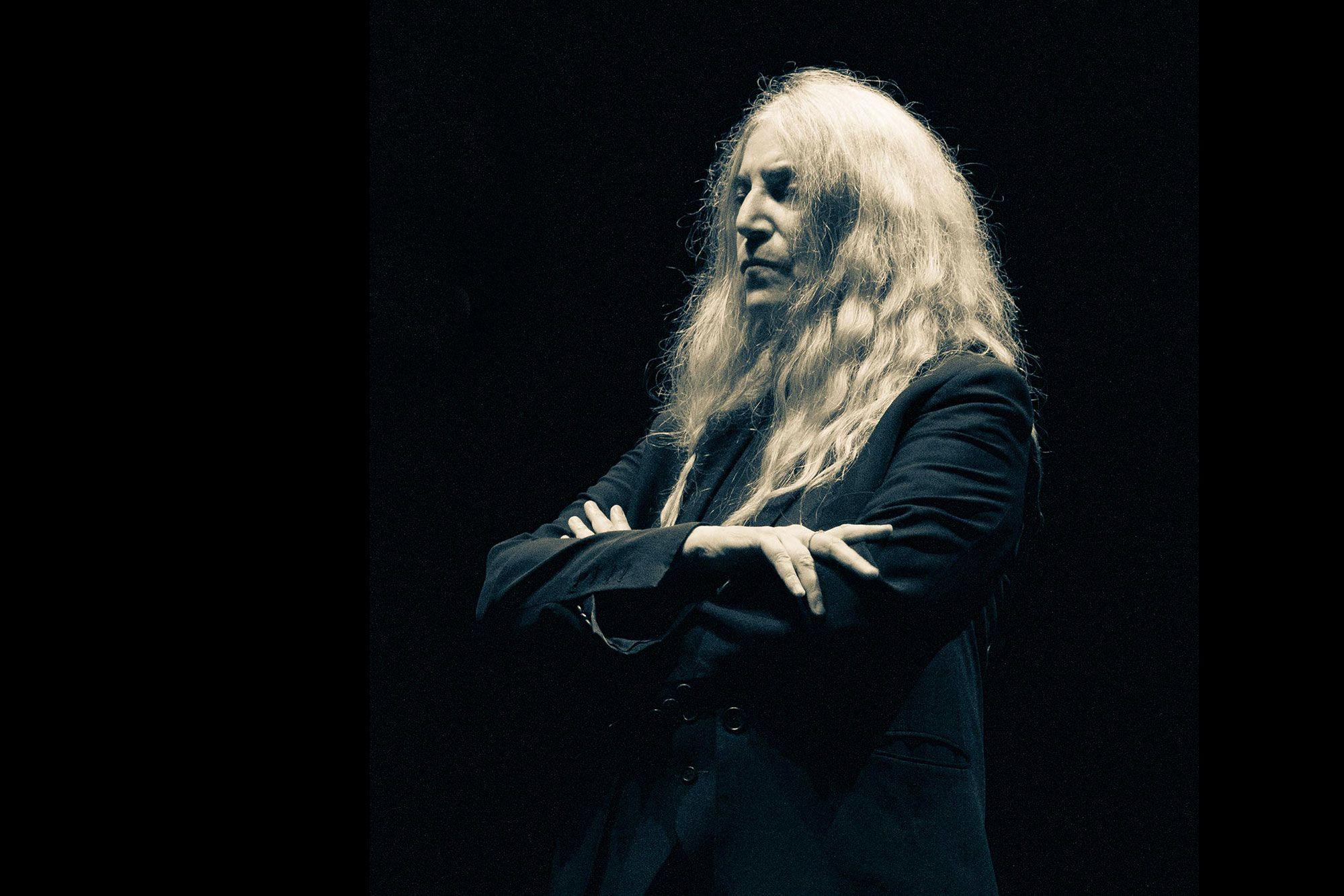 Patti Smith, su paso por Argentina