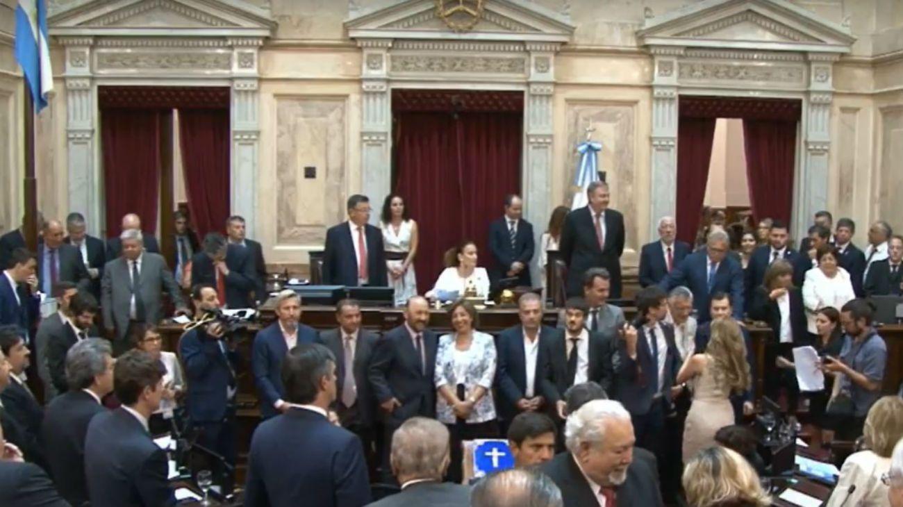 Senado: Juntos por el Cambio define en la Justicia quién ocupa la banca por La Rioja