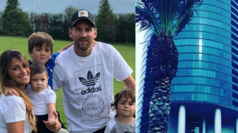Exclusivo: Leo Messi se compró un lujoso piso en Miami