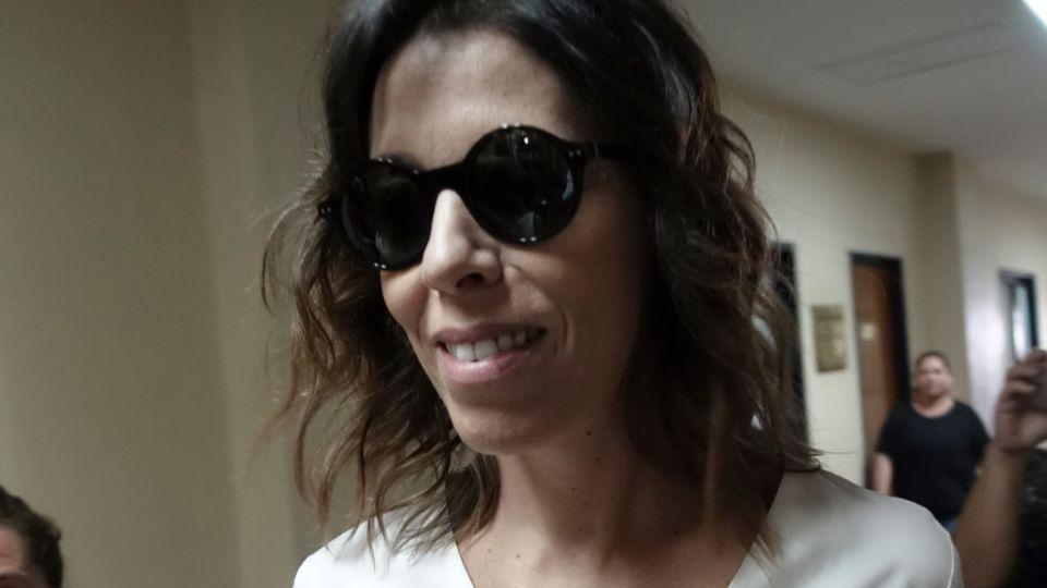 La titular de la Oficina Anticorrupción, Laura Alonso, declaró este miércoles 27 de noviembre ante el juez Luis Rodríguez.