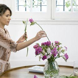 Anika Cundo, la pionera del diseño floral en Argentina