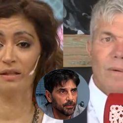 Carla Conte y Burlando discutieron por la denuncia contra Darthés