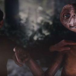 Elliot y E.T.