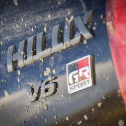 Hilux GR Sport | Foto:cedoc