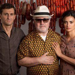 La película española Dolor y gloria, dirigida por Pedro Almodóvar quedó en el primer puesto