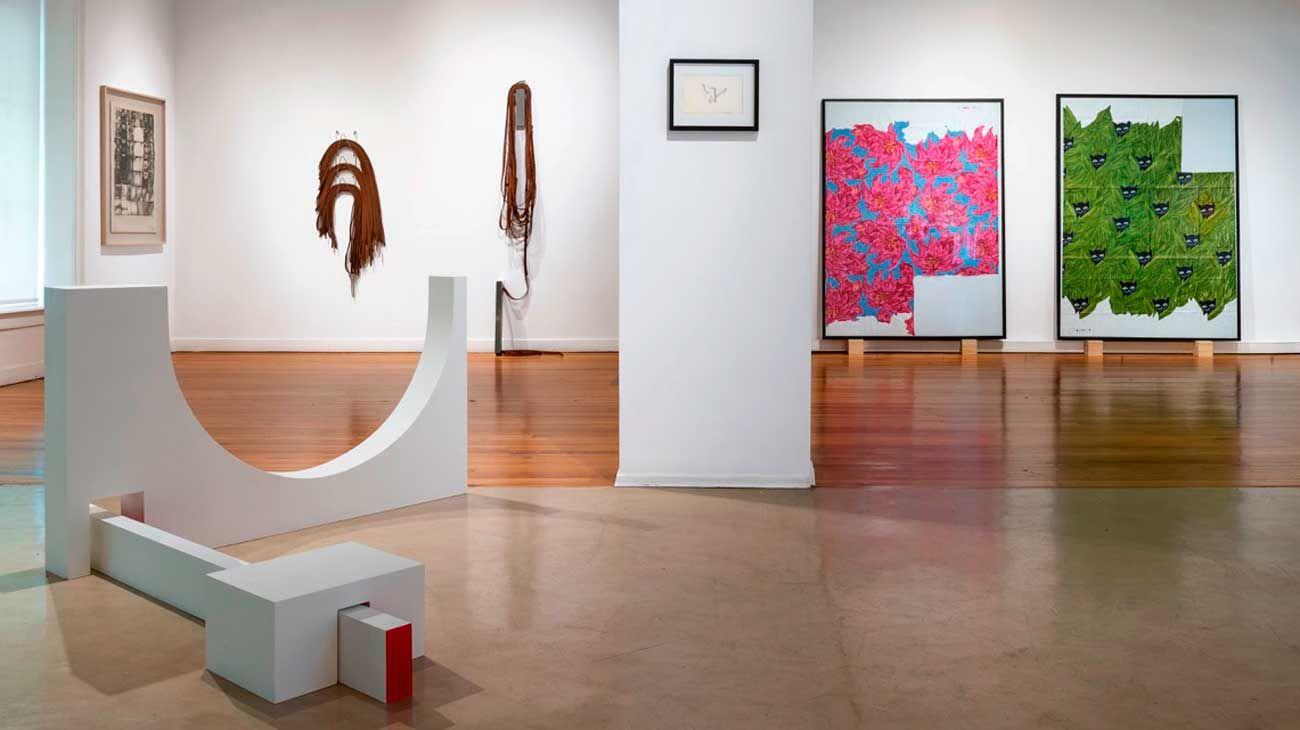 Ellas, muestra de artistas mujeres en galería Herlitzka + Faria