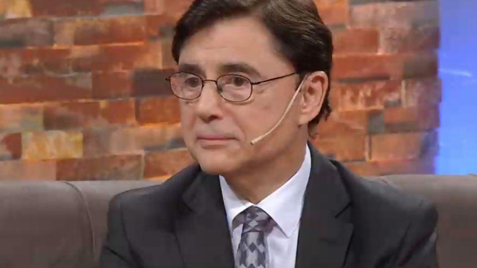 El periodista y CEO de Perfil Network Jorge Fontevecchia