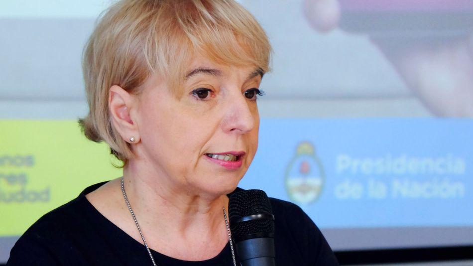 La presidenta del Enacom, Silvana Giudice.