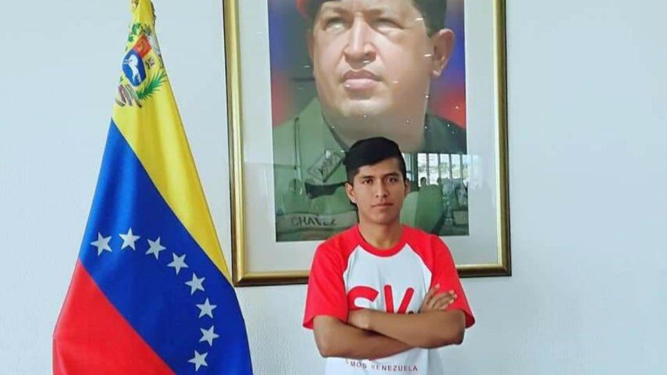 Andrónico Rodríguez, vicepresidente de la Coordinadora de las Seis Federaciones de Cocaleros del Trópico, organización de la que surgió Morales.