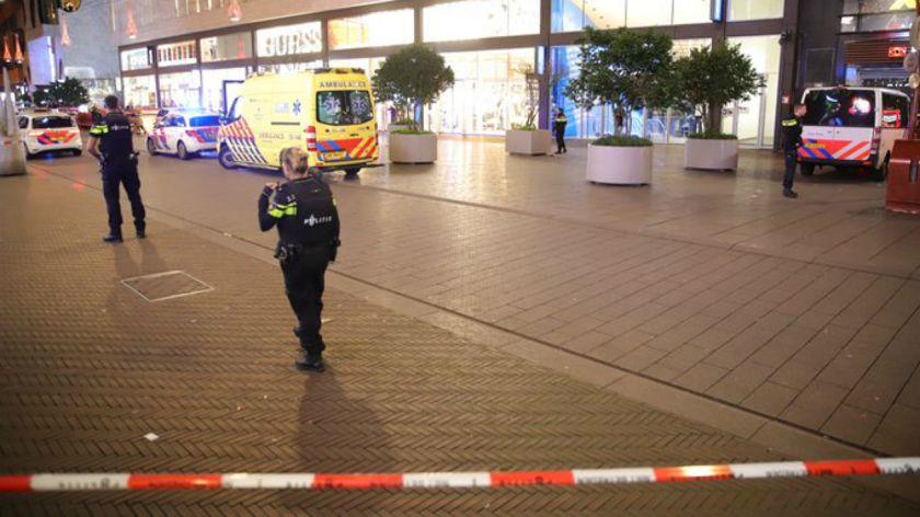 Tres heridos en un ataque con cuchillo en La Haya