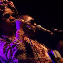 Amadou y Mariam: la banda de no videntes llegó a nuestro país