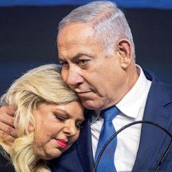 retroceder nunca. Benjamin Netanyahu rechazó un gobierno de unidad. Enfrenta causas de corrupción. | Foto:DPA