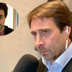 Eduardo Feinmann y Gastón Pauls