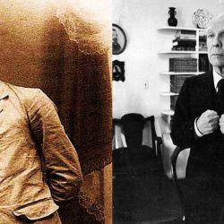 Jorge Luis Borges | Foto:Cedoc