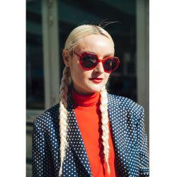Los peinados más destacados del street style