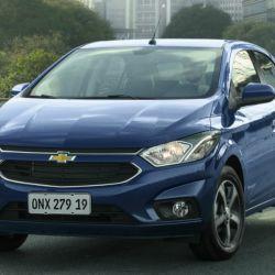 7° Chevrolet Onix, 729 unidades patentadas en noviembre.