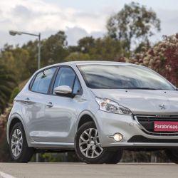 8° Peugeot 208, 711 unidades patentadas en noviembre.