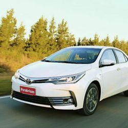 9° Toyota Corolla, 665 unidades patentadas en noviembre.