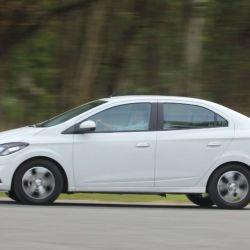 10° Chevrolet Prisma, 652 unidades patentadas en noviembre.
