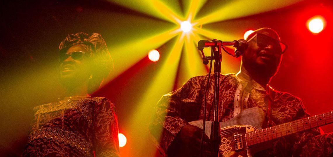 Amadou y Mariam: la pareja no vidente que reparte su música desde África para el mundo