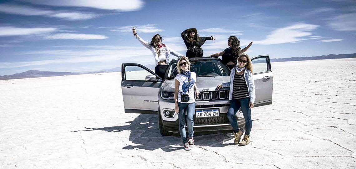 #MujeresenRuta: cinco amigas y un road trip inspirador