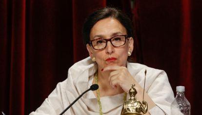 Gabriela Michetti, vicepresidenta.