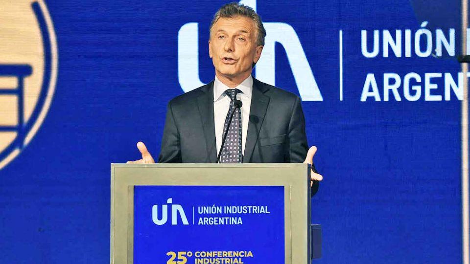 Unión Industrial: Despedida del Presidente.