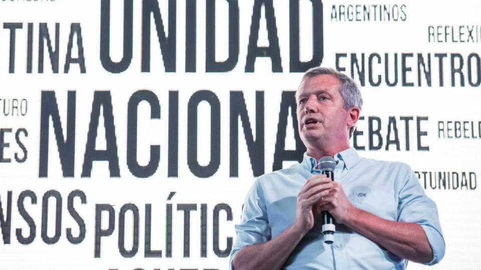 El diputado nacional Emilio Monzó (Cambiemos)