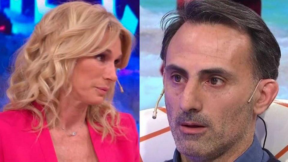 Enterate qué hablaron Yanina y Diego Latorre sobre su separación