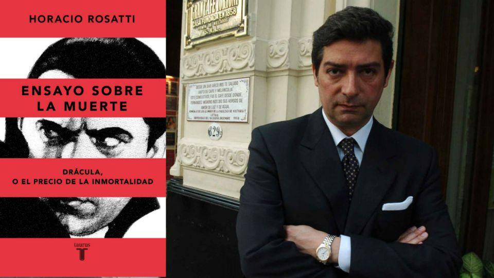 ROSATTI. Es juez, político, escritor, profesor universitario y abogado.