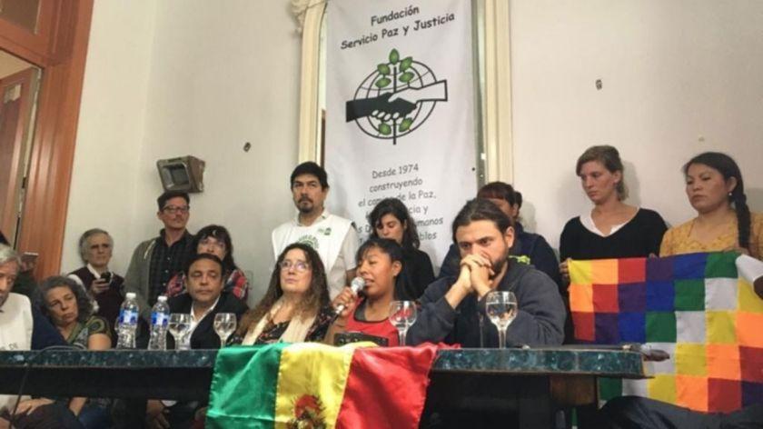 Gobierno de facto en Bolivia ha cometido crímenes de lesa humanidad
