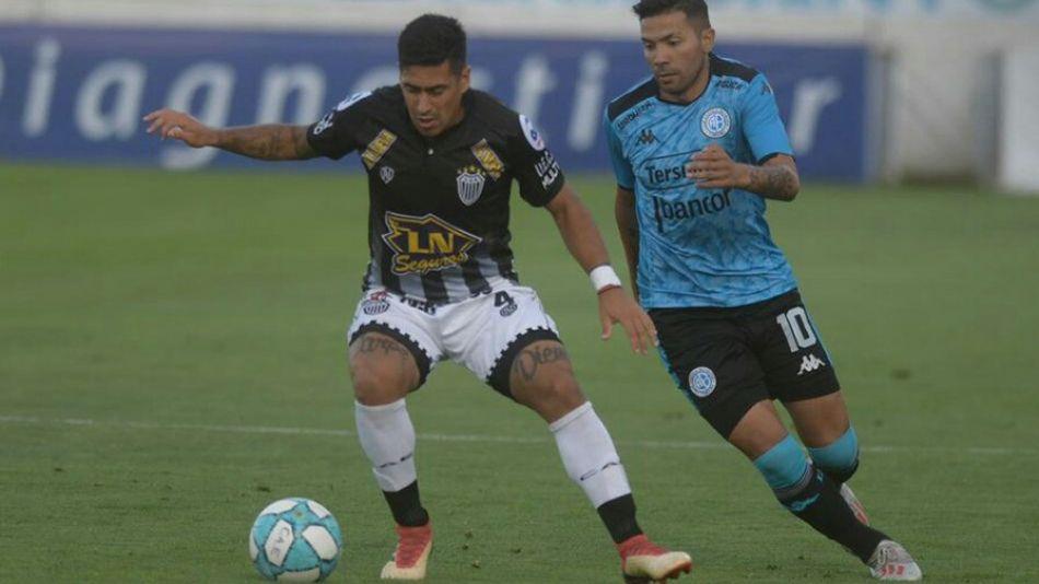 Estudiantes 0-Belgrano 0